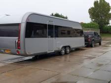 Dure caravan uit stalling gestolen: 'Ik voel me nu zo leeg'