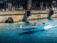 Pech nekt Twentse zonneboot op WK in Monaco