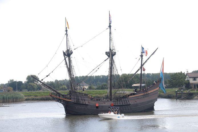 VOC replica de Halve Maen.