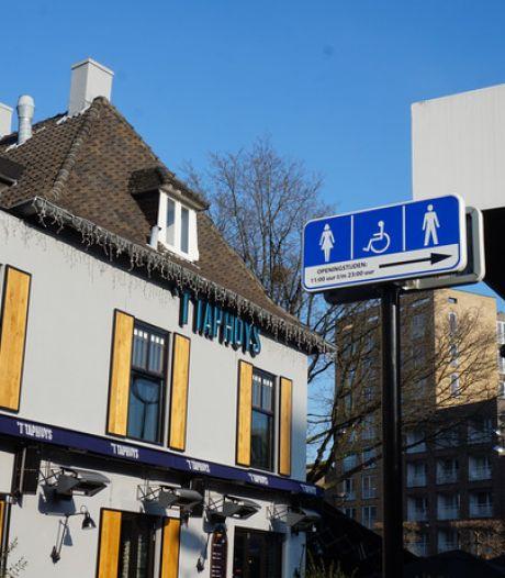 Wandelaars met hoge nood kunnen in Tilburg bijna nergens terecht. En dat blijft zo