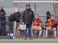 Van der Horst wil met Oranje-Rood de top vier aanvallen: 'Met het mes tussen de tanden spelen'
