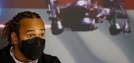 """Lewis Hamilton juge """"inacceptable, lâche et dévoyée"""" la loi anti-LGBT+ en Hongrie"""