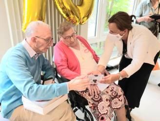 """Roger en Georgette 70 jaar gehuwd: """"Mensen met een gouden hart"""""""
