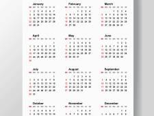 Gedetineerden krijgen 'coldcasekalender'