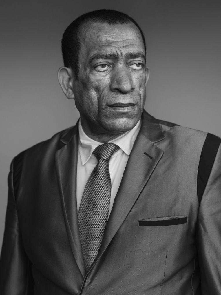 Theo Sleur (60) - Surinaams (Indiaans/Creools)/Joods Beeld Stephan Vanfleteren