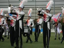 Muziekvereniging Jubal na lange stilte door coronaperiode weer terug in stadion FC Dordt