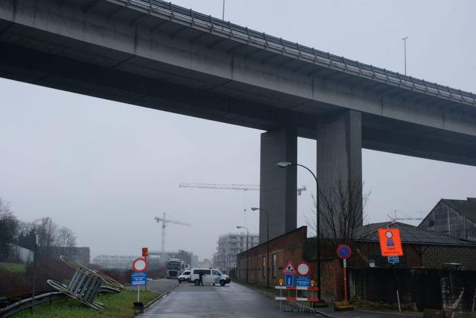 Wanhoopsdaad viaduct Vilvoorde