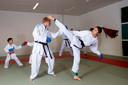 Lyana traint met Rnené Smaal.