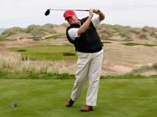 Trump mag derde golfbaan in Schotland aanleggen