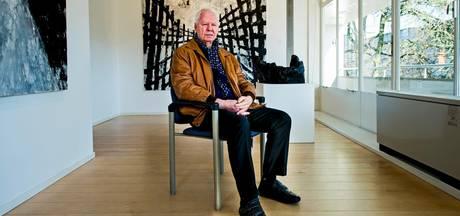 Kunstenaar Armando doneert aan Chabot Museum