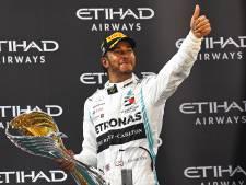 Hamilton zet deur naar Ferrari op een kier: 'Gaat om de laatste fase in mijn loopbaan'
