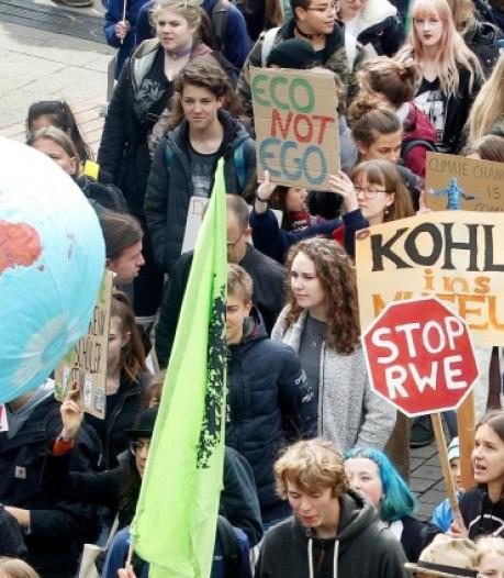 Demonstranten willen grootste autoshow ter wereld blokkeren