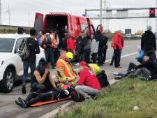 Accident dans le tunnel de Beveren: un mort et près de 50 blessés