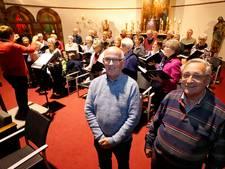 Nog even genieten van koor in Waalre