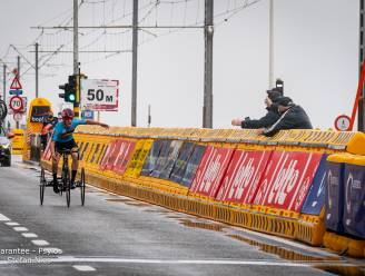 Hamse G-sporter Tim Celen scoort op wereldbeker Para-cycling in Oostende