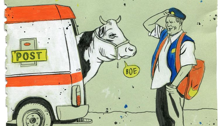 Vlees koop je tegenwoordig online Beeld Martyn F. Overweel