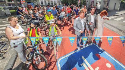 Heule en Marke krijgen fietszones, vanaf juli zijn daar 16 fietsstraten van kracht