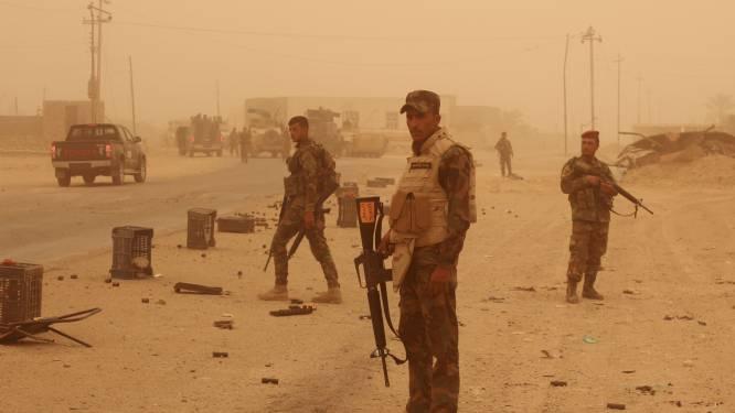 Iraakse troepen heroveren hoofdkwartier in Fallujah