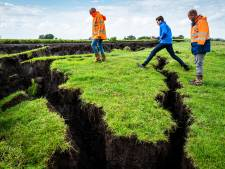 Waarom is de dijk in Reeuwijk gaan schuiven? Deze hoogleraar heeft wel een vermoeden