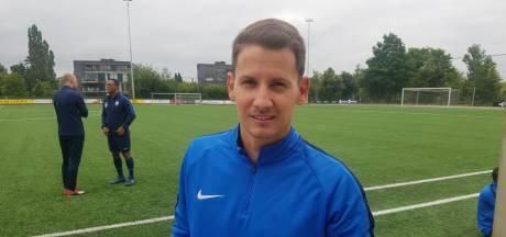 Joey Sleegers verrast met terugkeer bij FC Eindhoven: 'Ik wilde graag weer in Nederland voetballen'