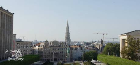 """À la découverte du centre-ville de Bruxelles dans """"La grande balade"""""""