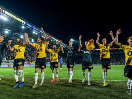 Linksback Noblejas debuteert als voorstopper en geniet van winnend NAC