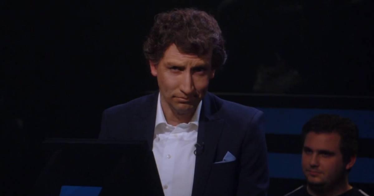 Kijkers én Robert ten Brink lyrisch over 'bizarre' imitatie: 'Hij is té goed' - De Stentor