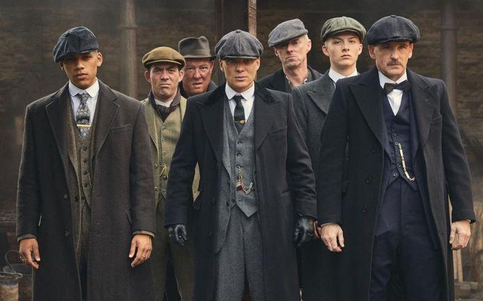 """""""Peaky Blinders"""" est une série se jouant dans l'entre-deux-guerres à Birmingham"""