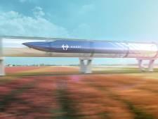 Nóg meer steun voor hyperloopbedrijf Hardt