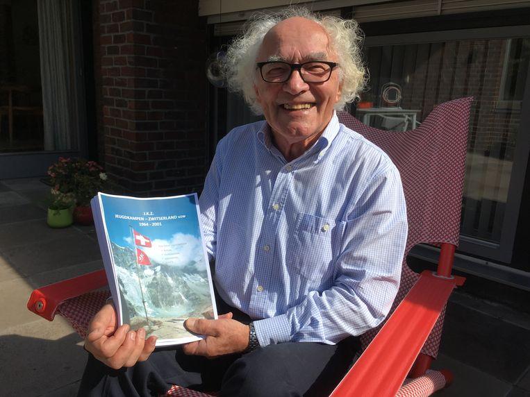 """boek 40 jaar vrouw Boek over 40 jaar 'Jeugdkampen   Zwitserland': """"Ontelbaar veel  boek 40 jaar vrouw"""