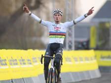 Mathieu van der Poel s'impose à Gullegem pour la troisième fois de suite