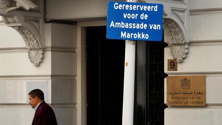 Marokkaanse ambassade in Den Haag Beeld null
