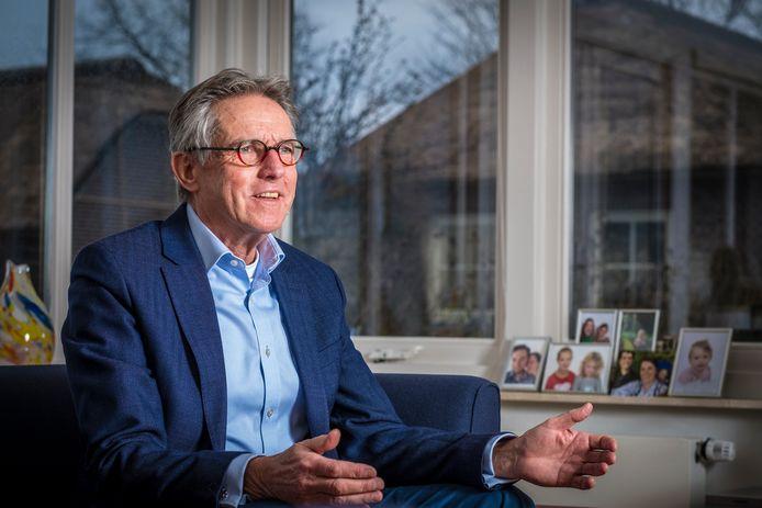 Jan Berkhoff (65) stopt maandag als wethouder van Heerde