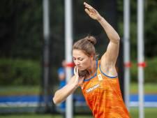 Emma Oosterwegel kan zich in Götzis weer meten met beste meerkampers ter wereld