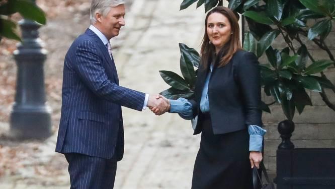 Gwendolyn Rutten vertrokken bij de koning zonder enig commentaar: wie volgt Koen Geens op?