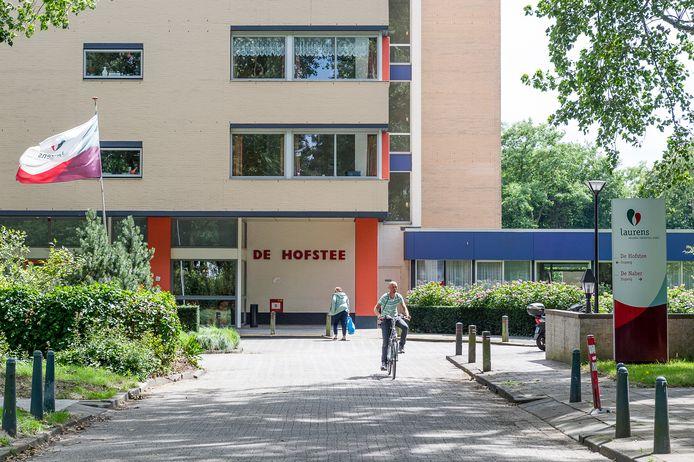 Verpleeghuis De Hofstee in Rotterdam-Ommoord