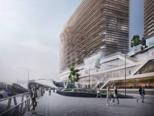 Versplinterd grondeigendom hobbel bij realisatie nieuwe stationstorens
