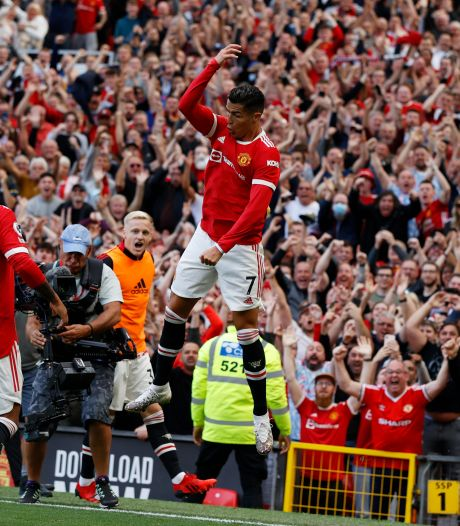 Britse media zien totale Ronaldo-gekte bij Manchester United: 'Hij bevindt zich op een andere planeet'