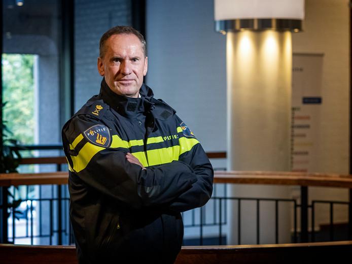 Haagse Politiechef Paul van Musscher