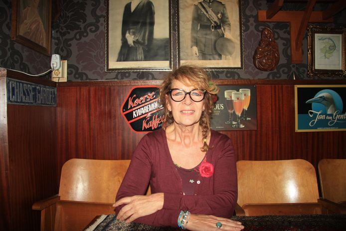 Dolly Krabbendam: 'Laat ze de nostalgische kermis maar direct invoeren in Geertruidenberg.'