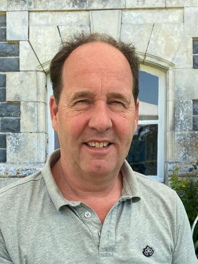 Wouter van Pelt (53) Winnaar van twee gouden olympische medailles met Nederlands hockeyteam in Atalanta in 1996 en Sydney in 2000. Voor Eens een Tukker 24/7 2021