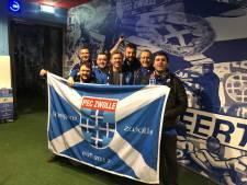 Voor de boys uit Glasgow is PEC een schot in de roos