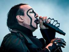 Marilyn Manson s'effondre en plein concert