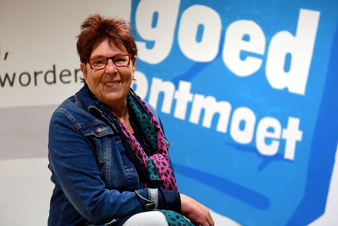 Corry Damen is voorzitter van Voedselbank Goed Ontmoet.
