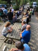Een lotgenotenbijeenkomst in Ponypark Slagharen voor mensen die een dierbare moeten missen door geweld.