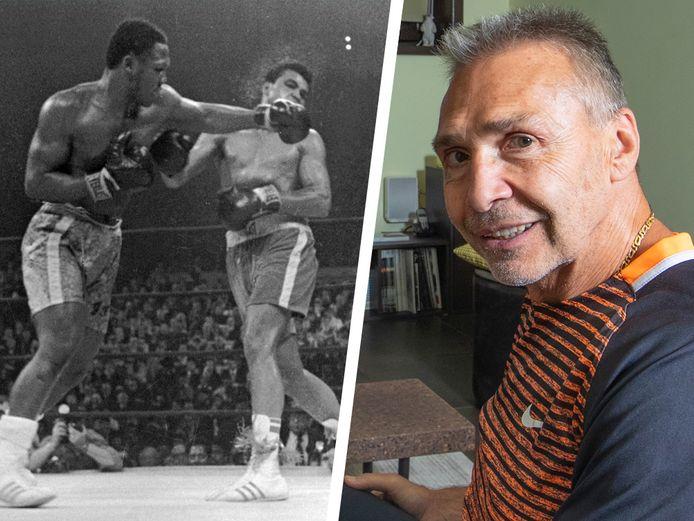 Freddy De Kerpel (rechts) is nog steeds onder de indruk van wat er zich 50 jaar geleden afspeelde.