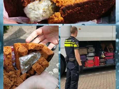 Smokkelaars gepakt in Steenbergen: deze drugs zijn wel heel creatief verpakt