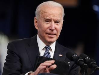 """Biden: """"Hoop dat geweld snel stopt, maar Israël heeft recht om zich te verdedigen"""""""