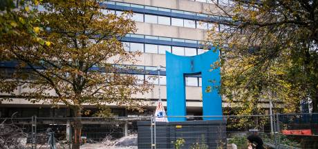 Verbouwer Giro-kantoor Arnhem beschermt kunstwerk
