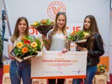 Vmbo-leerlingen Uden bereiken finale Vakkanjers met tijdklok over Tweede Wereldoorlog